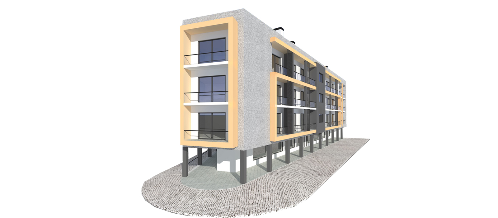 Edifício Habitacional Mem Martins