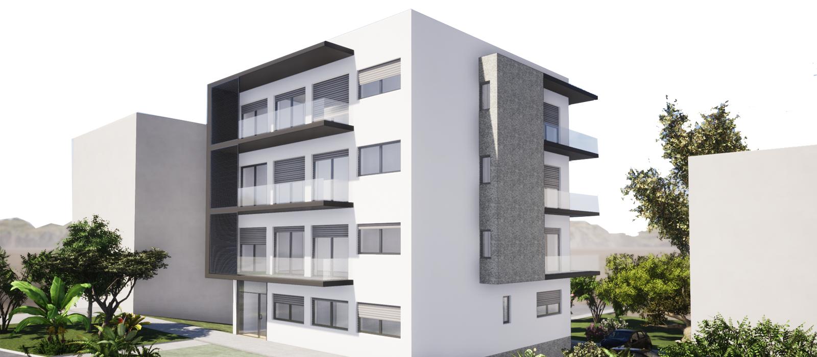 Edifício Habitacional Serra das Minas